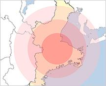 Areaマップ